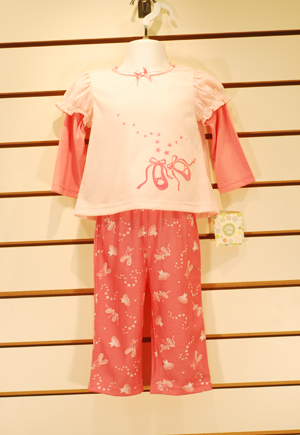 Children's FR Pajama 2-pc Set