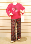 Flame Resistant Pajama 2-pc Set